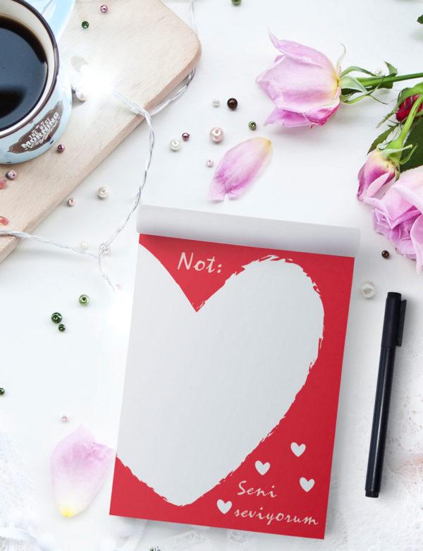 Aşk Notları - Bloknot