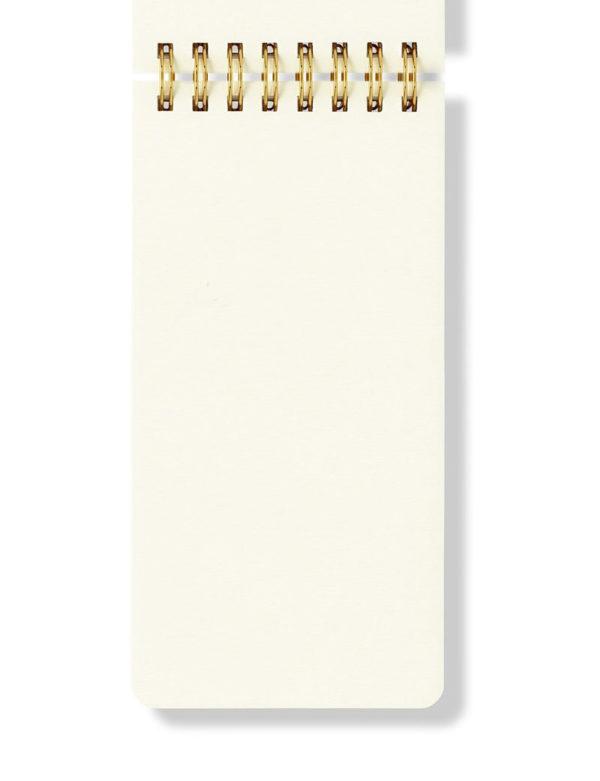 Spiral Bloknot - Spiral Notepad