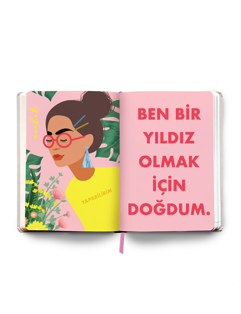 This Girl Can 2019–2020 Akademik Yıl Ajandası