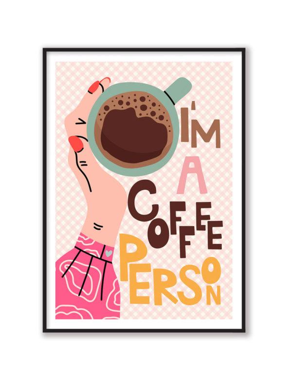 Coffee Duvar Tablosu