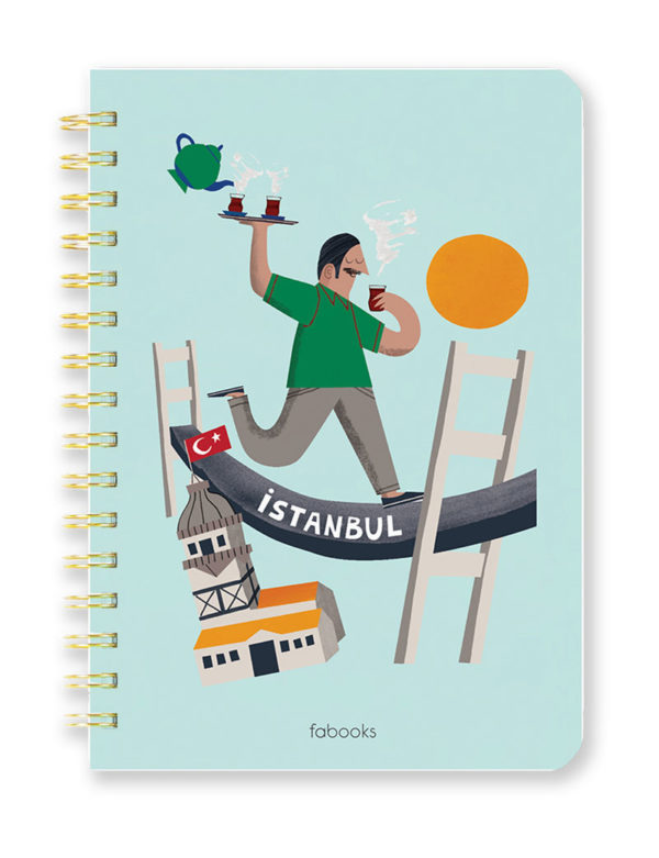 İstanbul Notebook