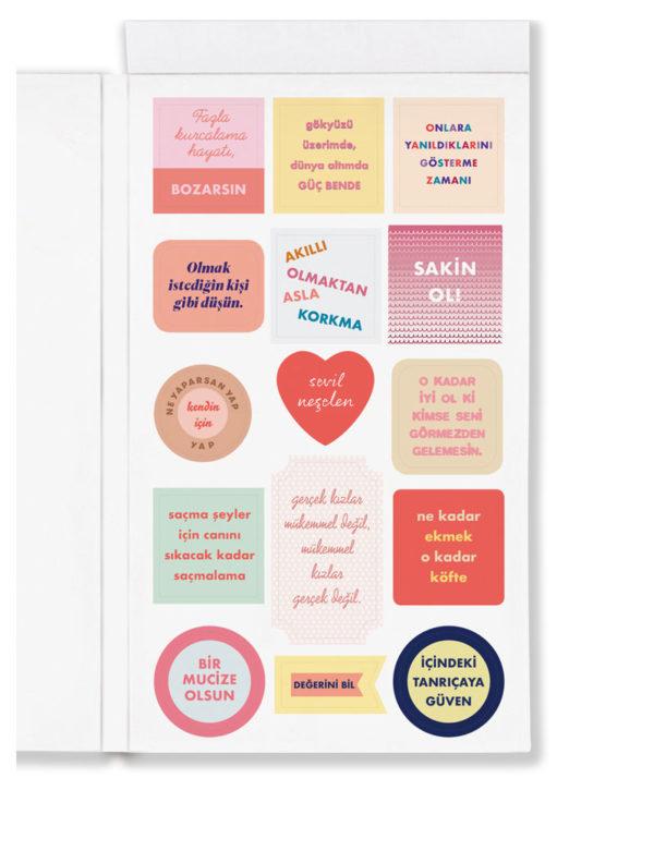 Sticker Seti