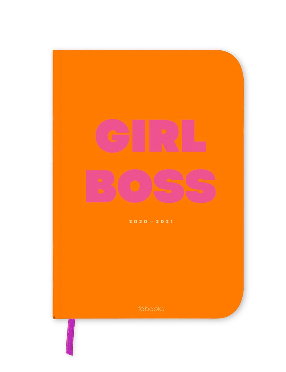 Girl Boss 2020-2021 Akademik Yıl Ajandası