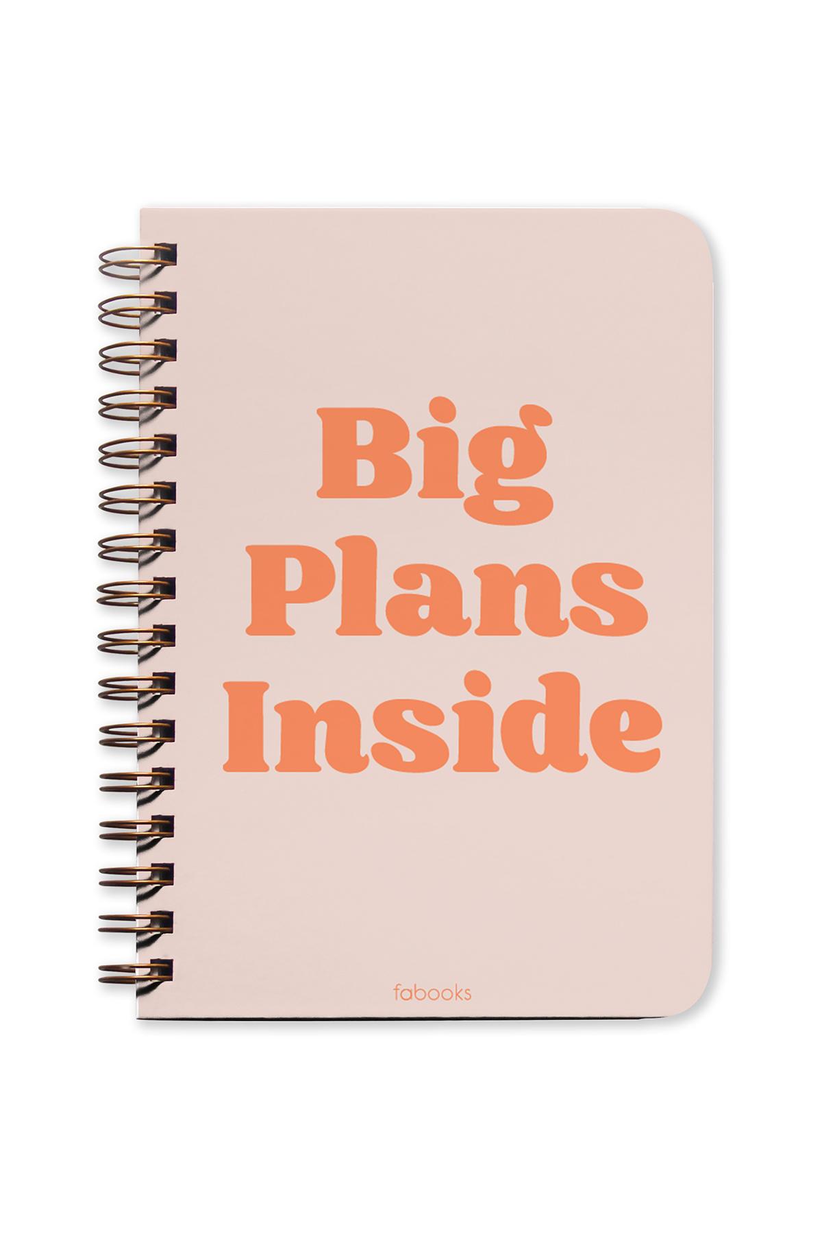 Big Plans Inside Süresiz Planlayıcı