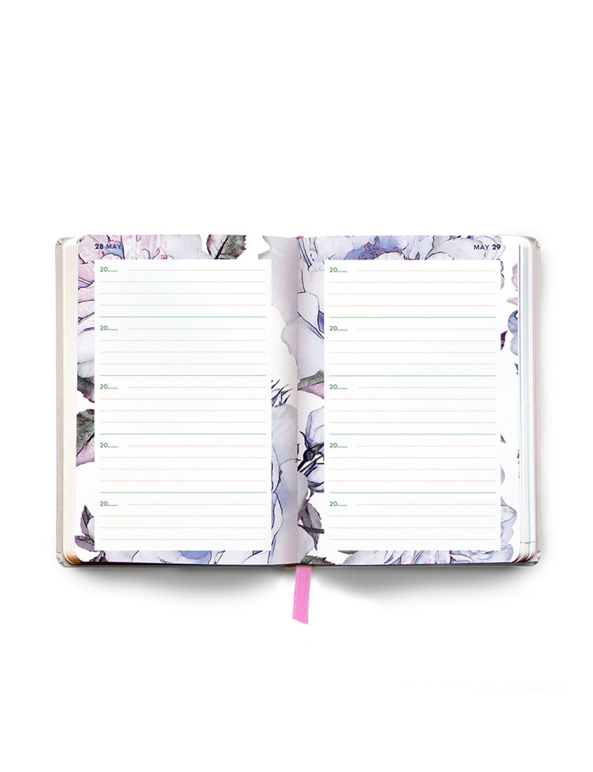 One Line A Day Gratitude Journal - 5 Yıllık Şükür Günlüğü
